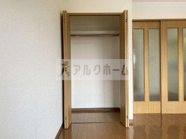 アッフェル(柏原市本郷・JR柏原駅) 寝室