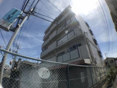 【外観】エメラルドマンション