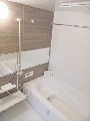 追い焚き給湯&浴室換気乾燥機