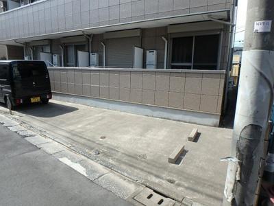 【外観】マイライフガーデン駐車場