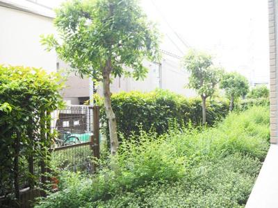 グランハイツ東新宿の展望です