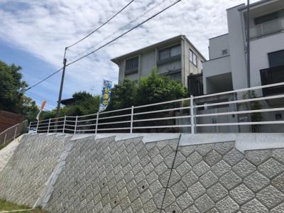 【展望】寝屋川市成田西町A号地 売土地