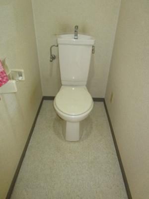 【トイレ】レジデンス鶴見緑地