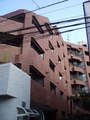 【外観】インペリアル赤坂壱番館