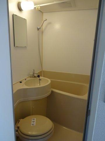 【浴室】インペリアル赤坂壱番館