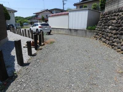【外観】高崎市 石原町売地