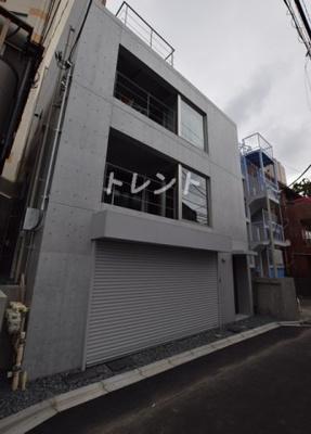 【外観】フレーミー神楽坂