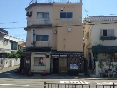 【外観】栗山貸店舗