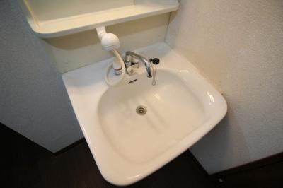 【独立洗面台】リーフコート六甲