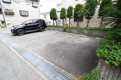 【駐車場】リーフコート六甲