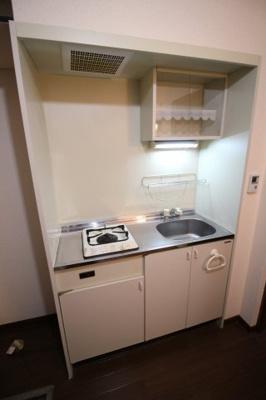 【キッチン】リーフコート六甲