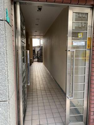 【玄関】ハイツ高倉
