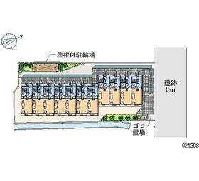 【区画図】レーブカルチェ