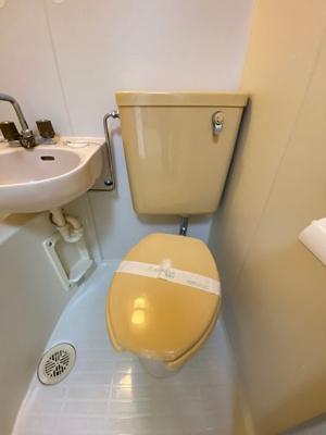 【トイレ】エステートピア白楽