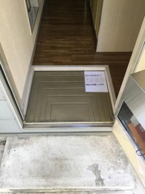 【玄関】エステートピア白楽