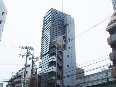 【外観】企業交流プラザビル