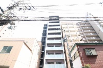 【外観】ジアコスモ江戸堀パークフロント