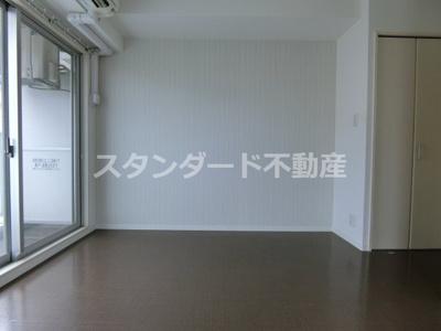 【居間・リビング】ウインズコート天神橋
