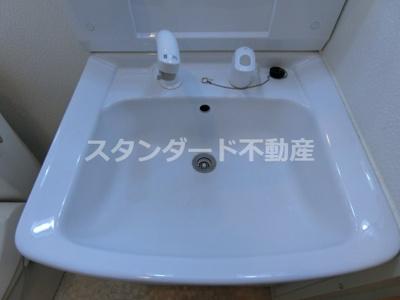 【独立洗面台】ウインズコート天神橋