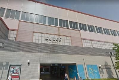 モノレール「岡町駅」、徒歩約3分♪