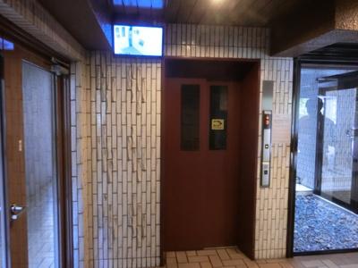 【現地写真】 現地エレベーター♪