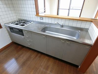 【キッチン】ウィング昭島