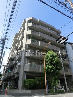 【外観】岡部ドエル弐番館