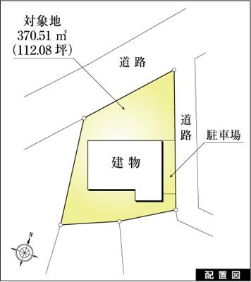 【区画図】南箱根ダイヤランド