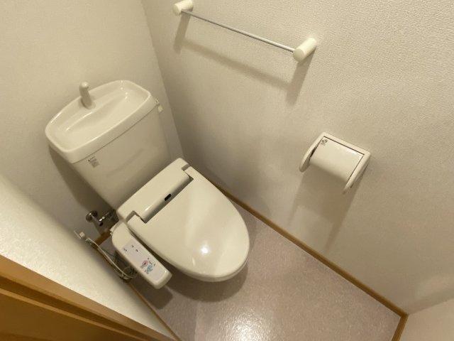 ウイングコート(八尾市弓削町) お手洗い