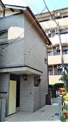 【外観】上新井5丁目貸家