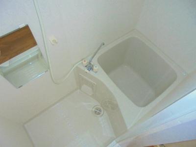 【浴室】クリスタル矢田