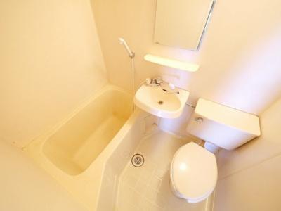 【浴室】ラフィーヌ新田