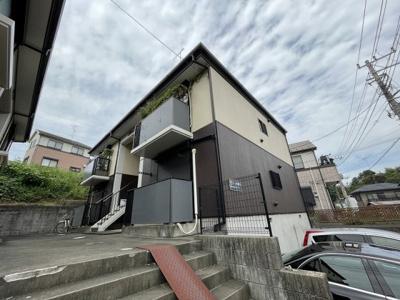 【積水ハウスの賃貸住宅シャーメゾン】グリーンライン「東山田」駅より徒歩11分!通勤通学、お買物にも便利な立地の2階建てアパートです☆