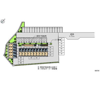 【区画図】YJ大橋