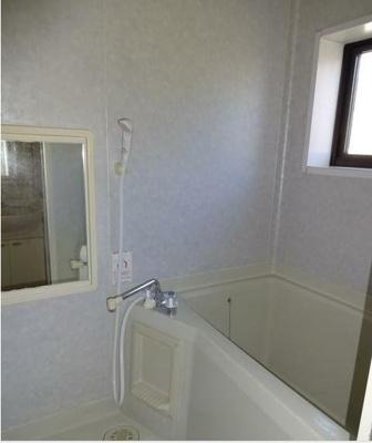 【浴室】フォーチュンヴィラ