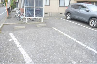 【駐車場】フォーチュンヴィラ