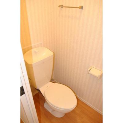 セイカイハイツのトイレ