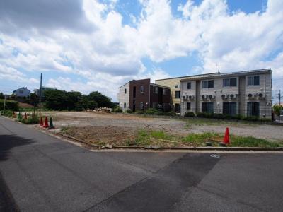 【外観】保土ヶ谷区仏向町全3棟 新築戸建て