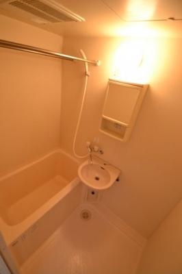【浴室】プラトー川上