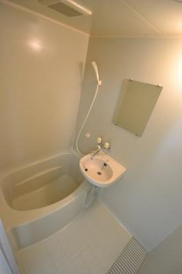 【浴室】サンライフ元町A