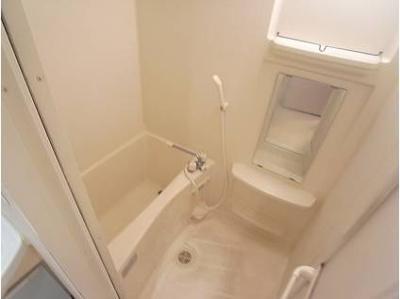 【浴室】プレサンス三宮花時計前