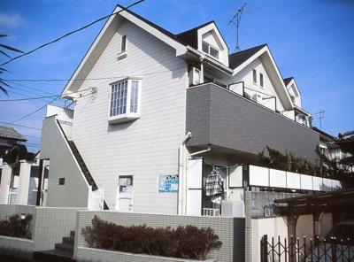 【外観】東戸塚ヒルズ