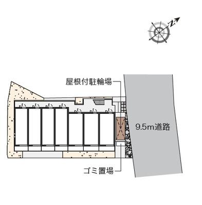 【地図】スペランツァII号館
