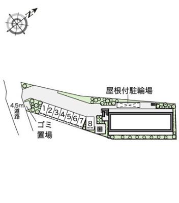 【区画図】湘南町屋