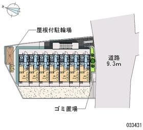 【区画図】ルート1楓