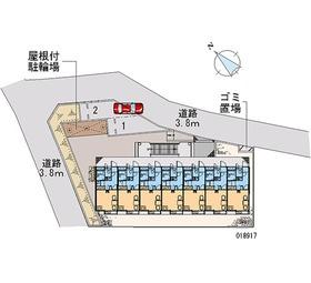 【区画図】羽鳥弐番館