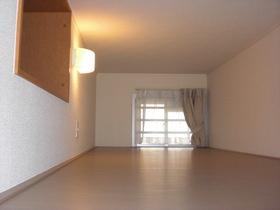 ロフト1階はフローリング、2階はカーペットになります。