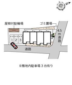 【区画図】鎌倉 台ノ峰荘