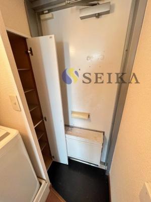 【キッチン】カメリア六番館