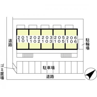 【区画図】メゾン・セス
